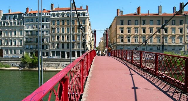 La Presqu'île em Lyon