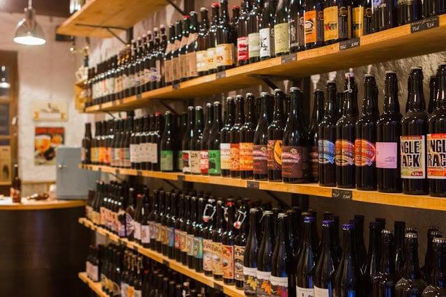 Onde comprar bebidas em Lyon