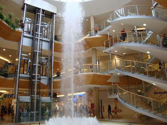 Shopping Part Dieu Lyon