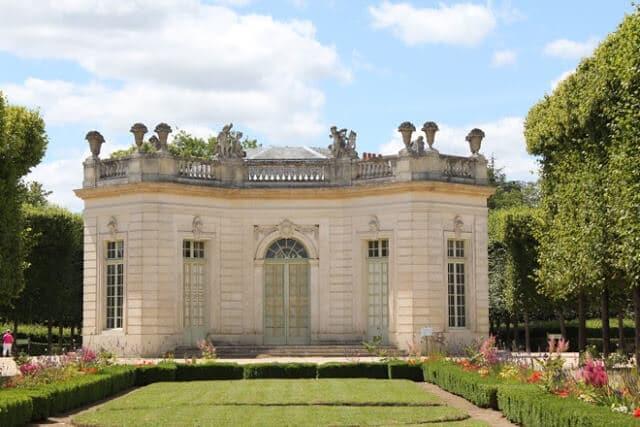 Petit Trianon em Versalhes