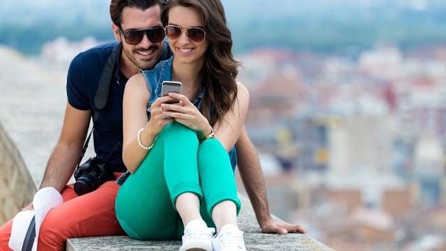 usar o celular à vontade na França