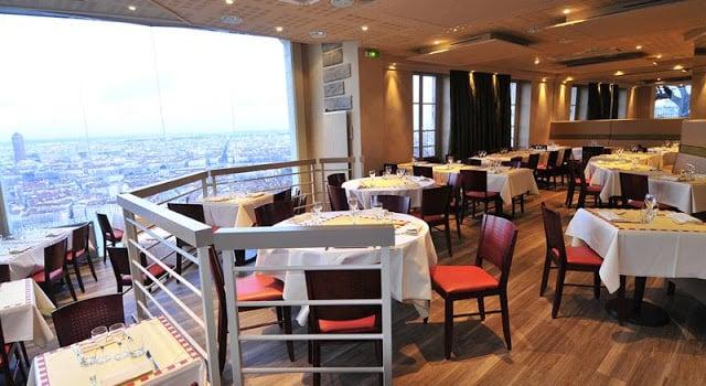 Restaurante de Fourvière em Lyon