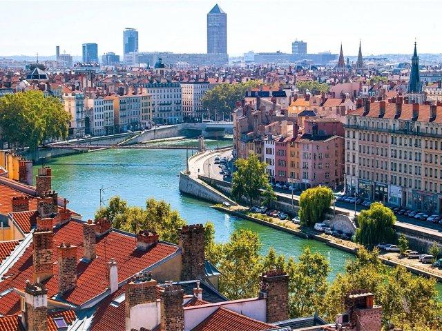 O que fazer no verão em Lyon