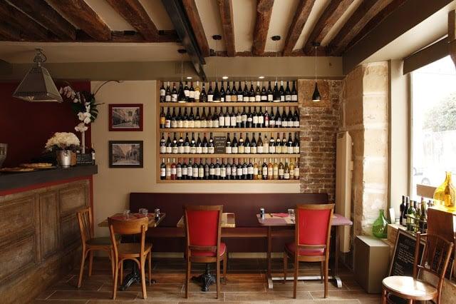 Restaurante Le Sept em Versalhes