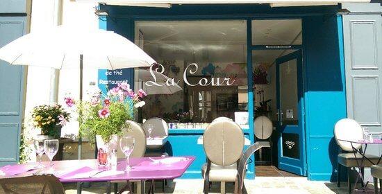 Restaurante La Cour em Versalhes
