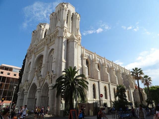 Basílica de Notre-Dame de Nice