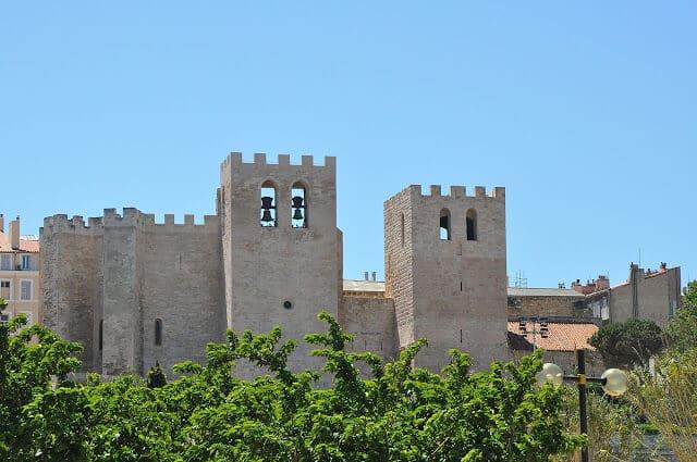 Abadia Saint Victor em Marselha