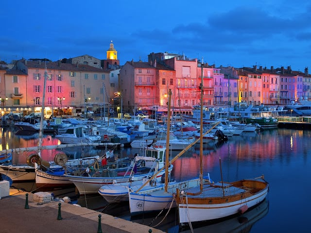 St Tropez na França