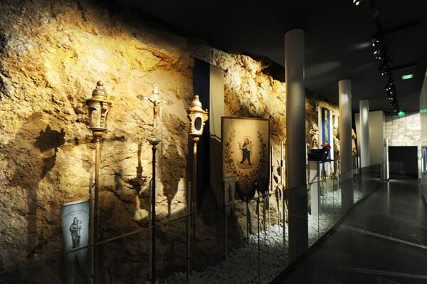 Museu Notre Dame de la Garde em Marselha