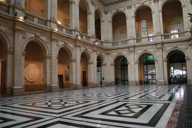 Palais de la Bourse em Marselha