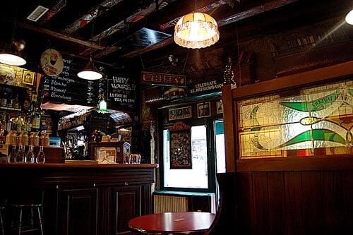 Bar Saint James em Lyon