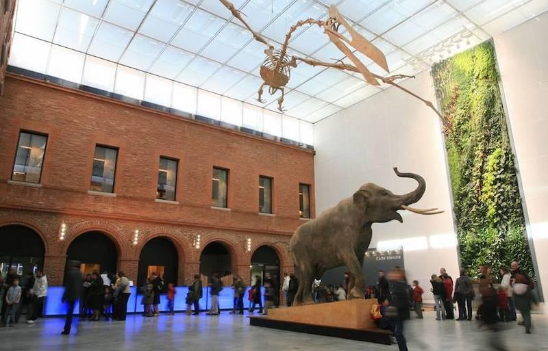 Interior do Museu de Toulouse