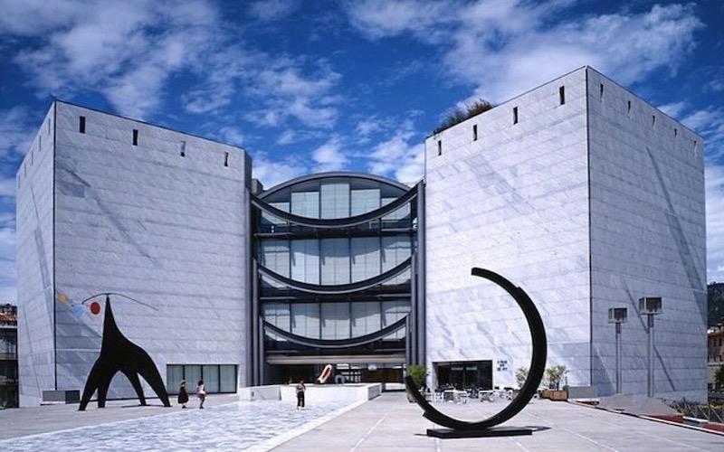 Museu de Arte Moderna e Contemporânea em Nice