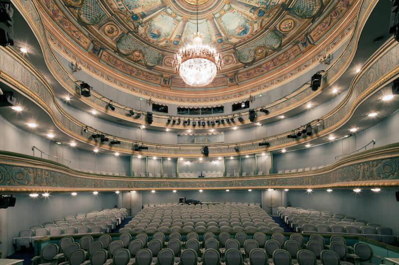 Teatro Montansier em Versalhes