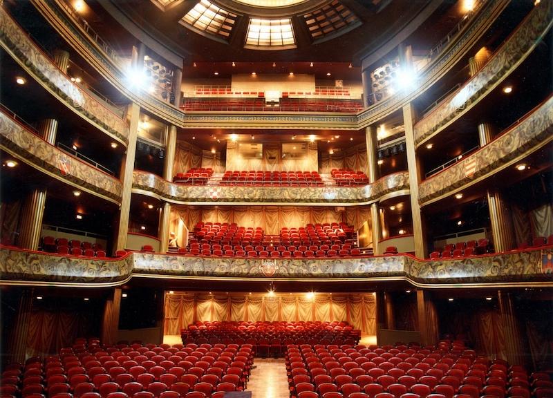 Théâtre du Capitole em Toulouse