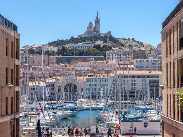 Roteiro de dois dias em Marselha