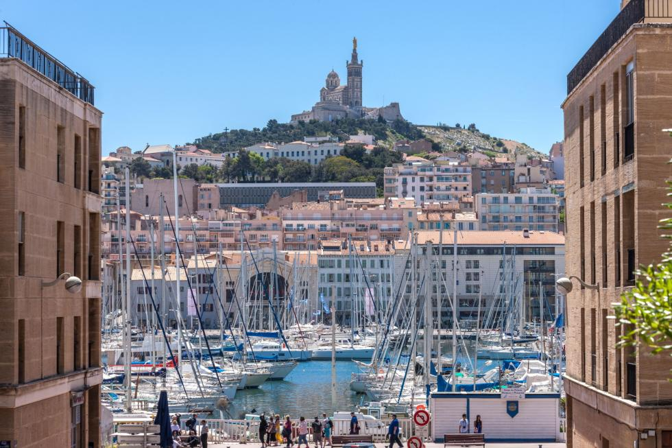 Belezas de Marselha