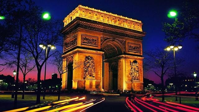 Roteiro de sete dias em Paris