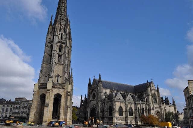Basilique Saint-Michael em Bordéus