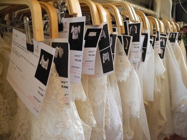 Outlet de vestidos Graine de Coton em Paris