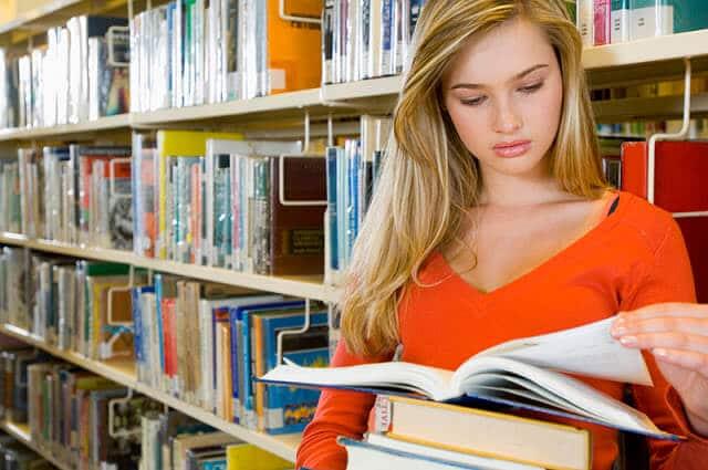 Aprender francês em livros