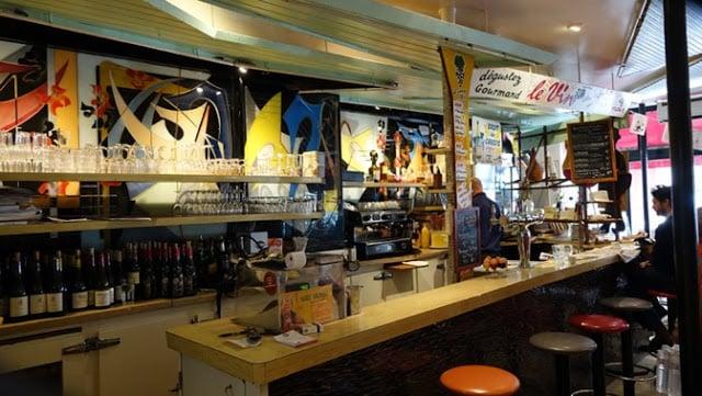 Café Bar Le Petit Vendôme de Paris