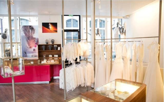 Loja de vestidos Metal Flaque em Paris