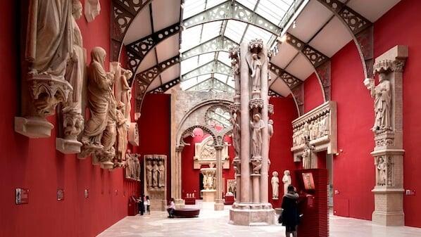 Cité da Arquitetura e do Patrimonio de Paris na França