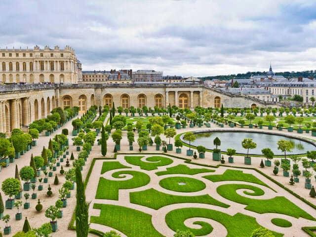 Maravilha da França 6: Palácio e Jardins de Versalhes
