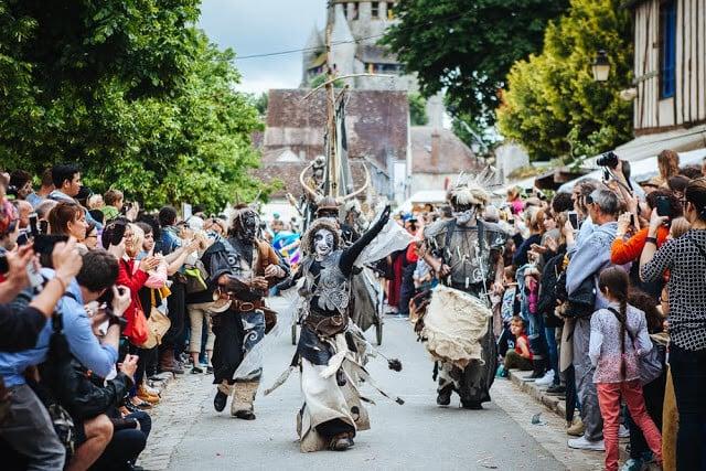 Festival The Medieval Provins