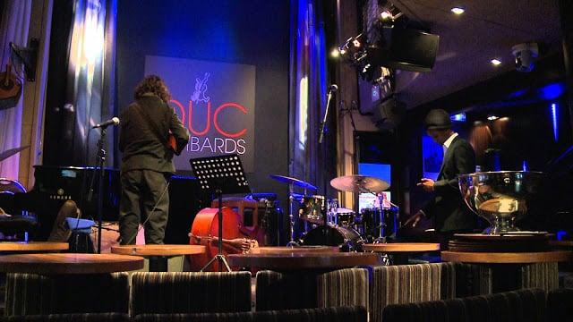 Jazz no Le Baiser Salé em Paris