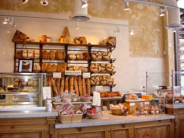 Comer no Le Pain Quotidien em Paris