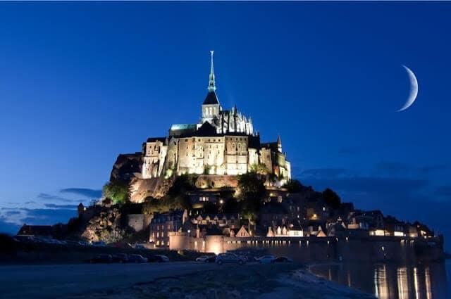Mont Saint Michel e Normandia