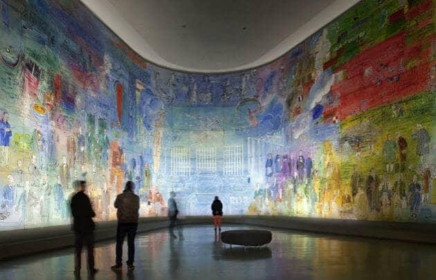 Museu Nacional de Arte Moderna em Paris