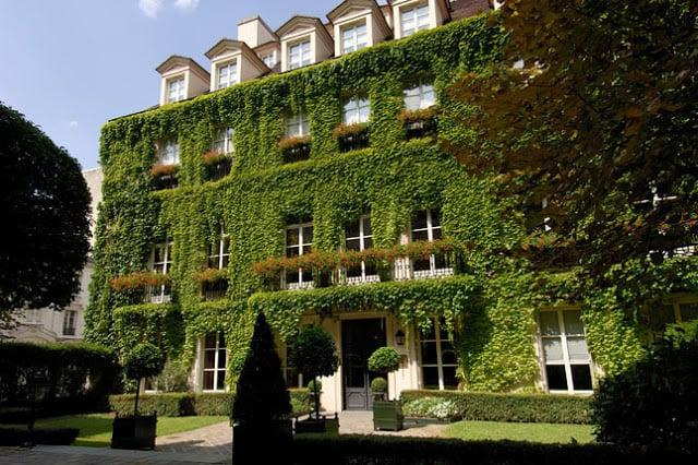 Hotel Pavillon de la Reine em Paris