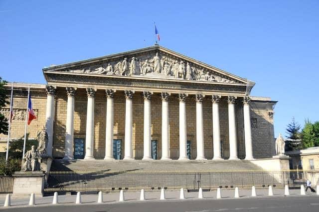 Assemblée Nationale em Paris
