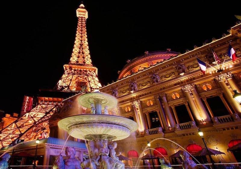 Cassino em Paris