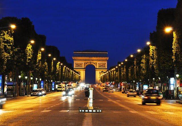 10 eventos na Champs Élysées em Paris