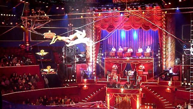 Le Cirque d'Hiver em Paris