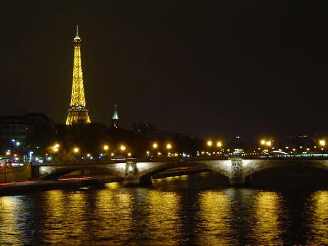 10 vistas a partir do Sena