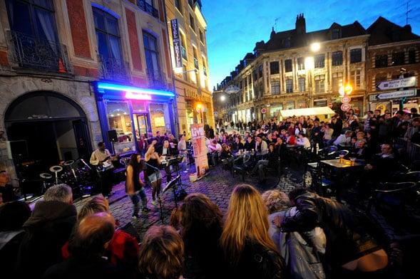 Fête de la musique em Paris