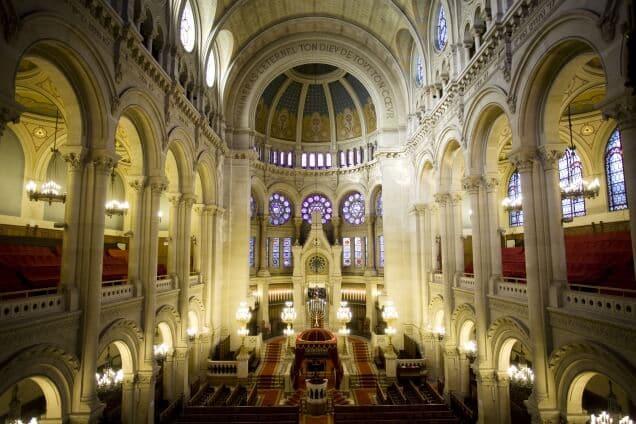 Grande Synagogue de la Victoire em Paris