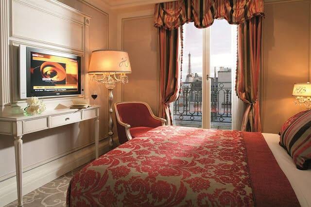 Hotel Balzac em Paris