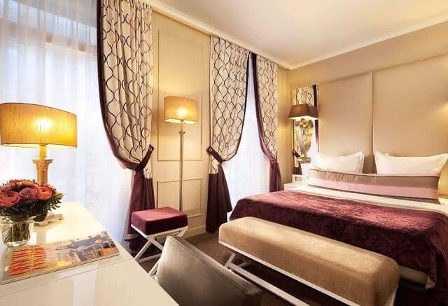 Hotel Galileo em Paris