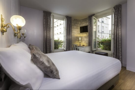 Hotel Jeanne d'Arc em Paris