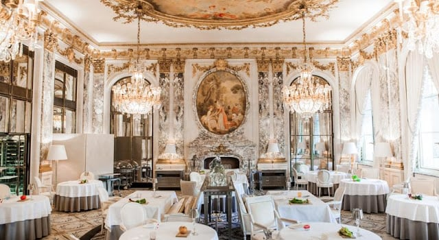 Hotel Meurice em Paris