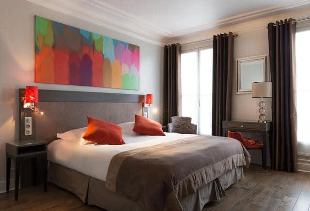 Le Régence Etoile hotel em Paris