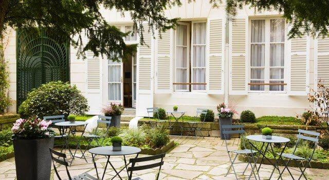 10 hotéis com nomes famosos em Paris