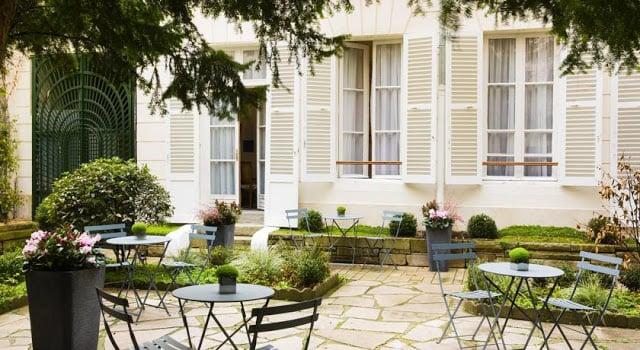 Résidence Lord Byron em Paris