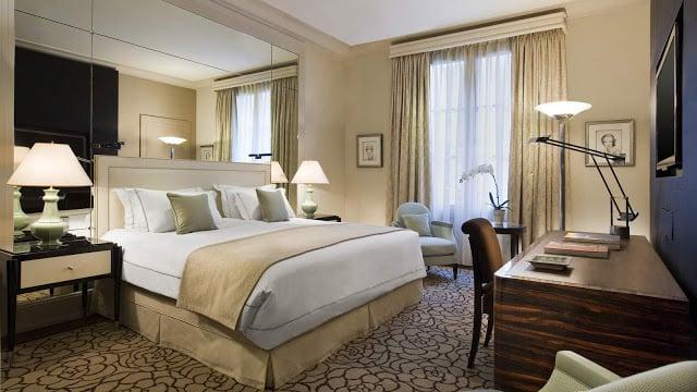 Hotel Prince de Galles em Paris
